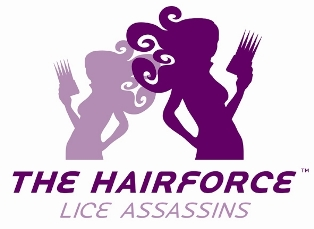 the Hairforce logo