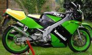 Kawasaki KR1-S