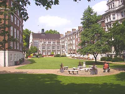 Middle Temple Gardens