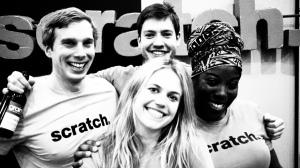 Scratch staff