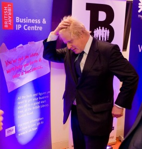 Boris Johnson and BIPC 1
