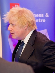 Boris Johnson and BIPC 2