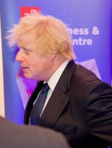 Boris Johnson and BIPC 2