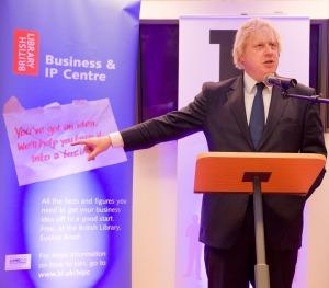 Boris Johnson and BIPC 4