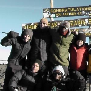 Kilimnanjaro 2011 - Uhuru Peak