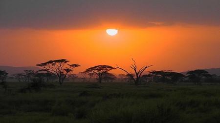 Tanzania_2011_sunset