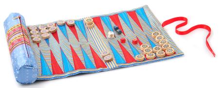 Dana_Levy_Backgammon_Roll_Mandala_Blue