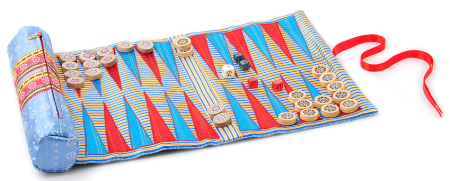 Dana_Levy_Backgammon_Roll_Mandala_Blue