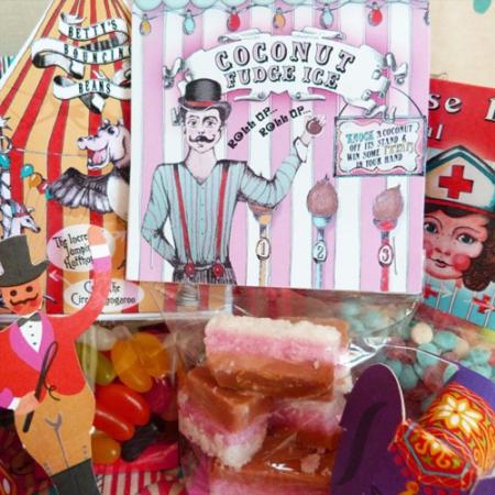 Butterscotch & Beesting Circus