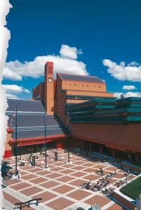 british library piazza