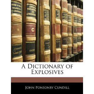 A_Dictionary_of_Explosives